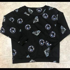 Juicy couture diamond 💎 sweatshirt